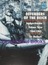 Defenders of the Reich - Jagdgeschwader 1, by Eric Mombeek, Volume Three 1944-45
